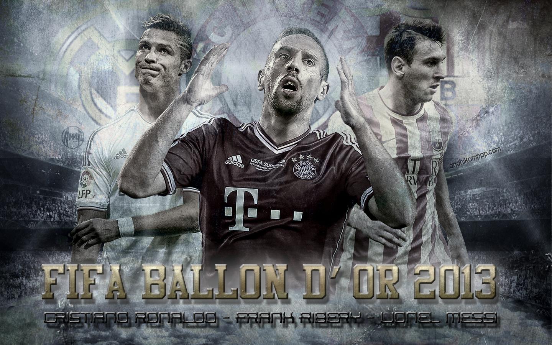 FIFA Ballon D Or 2013