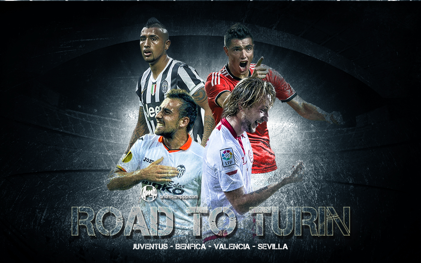 Road To Turin