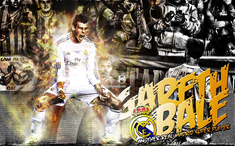 Super Gareth Bale