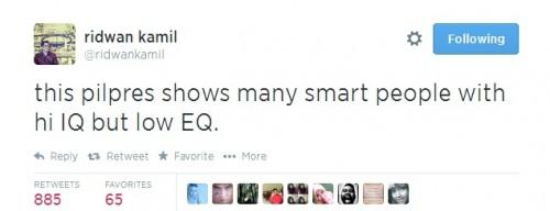 RidwanKamil Tweet