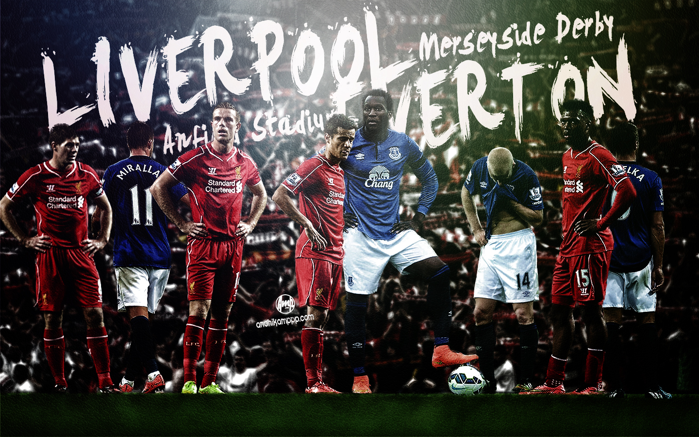 Liverpool vs Everton 2015
