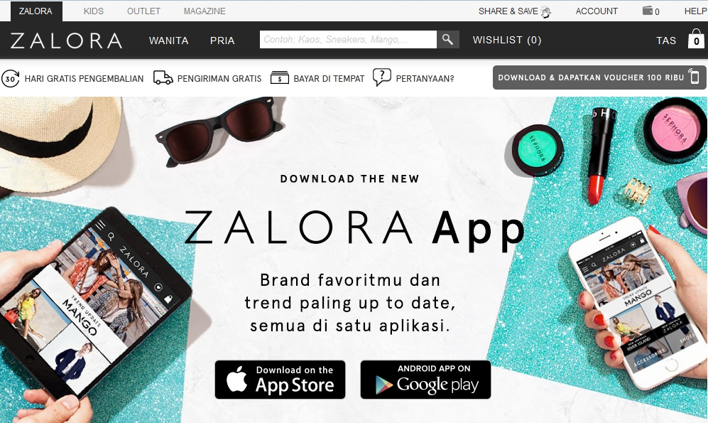 zalora-apps
