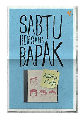 Sabtu-Bersama-Bapak-Novel